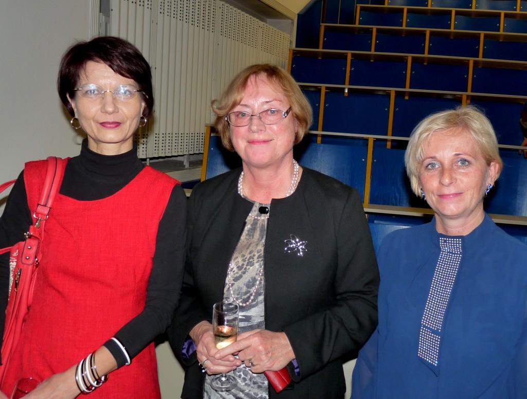 Jerca Vogel, Boža Krakar Vogel, Alenka Žbogar