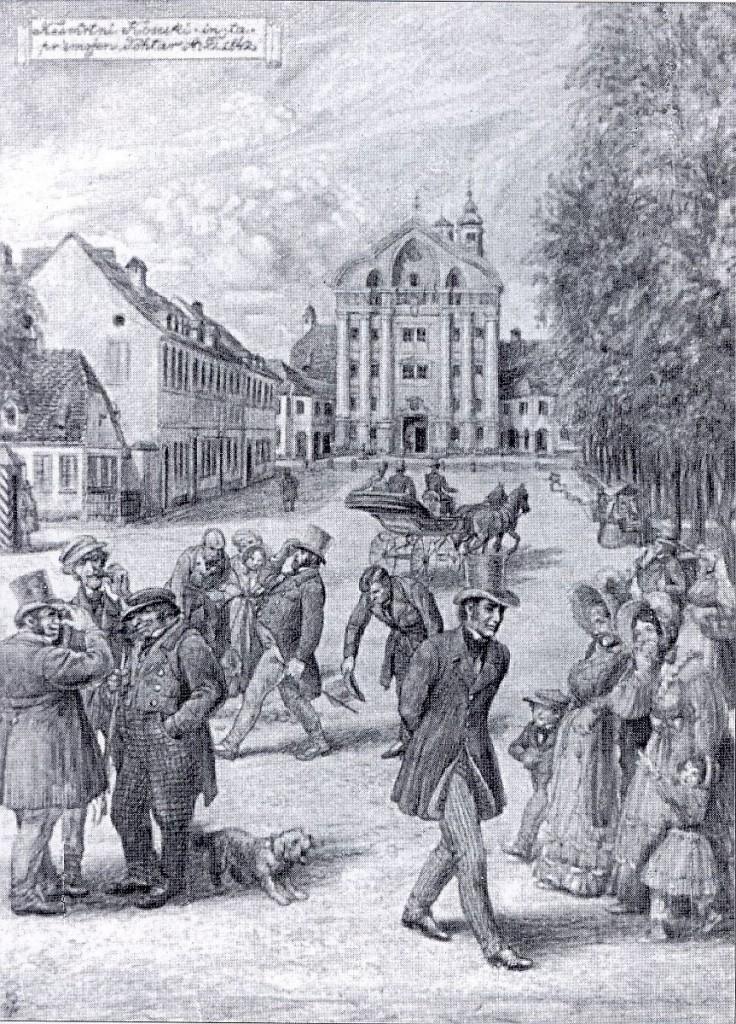 Hinko Smrekar, Nesmrtni Koseski in ta prismojeni dohtar [Prešeren] 1842
